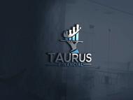 "Taurus Financial (or just ""Taurus"") Logo - Entry #453"