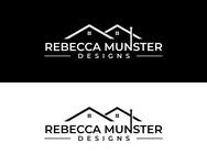 Rebecca Munster Designs (RMD) Logo - Entry #205