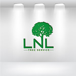 LnL Tree Service Logo - Entry #167