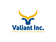 Valiant Inc. Logo - Entry #357