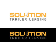 Solution Trailer Leasing Logo - Entry #169
