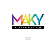 MAKY Corporation  Logo - Entry #105