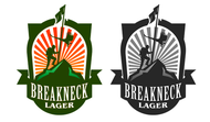 Breakneck Lager Logo - Entry #37
