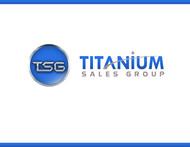 Titanium Sales Group Logo - Entry #107