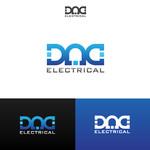 DAC Electrical Logo - Entry #74