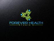 Forever Health Studio's Logo - Entry #202