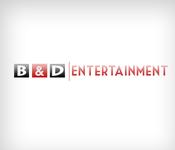 B&D Entertainment Logo - Entry #4
