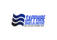 Sapphire Shades and Shutters Logo - Entry #9
