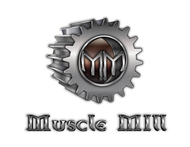Muscle MIll Logo - Entry #144