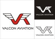 Valcon Aviation Logo Contest - Entry #140
