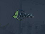 Local Girl Aesthetics Logo - Entry #1