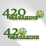 420 Magazine Logo Contest - Entry #72
