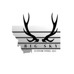 Big Sky Custom Steel LLC Logo - Entry #70