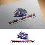 Thoroughbred Transportation Logo - Entry #26