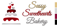 Sassy Sweethearts Bakery Logo - Entry #106