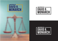 Law Offices of David R. Monarch Logo - Entry #62