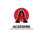 Acadiana Fire Extinguisher Sales and Service Logo - Entry #102
