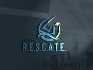Project R.E.S.C.A.T.E. Logo - Entry #55
