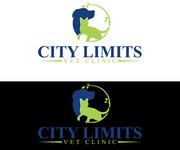 City Limits Vet Clinic Logo - Entry #70