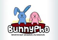Bunny Pho Logo - Entry #16