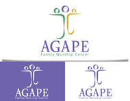 Agape Logo - Entry #4