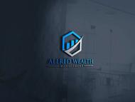 ALLRED WEALTH MANAGEMENT Logo - Entry #450