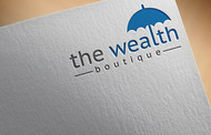the wealth boutique Logo - Entry #15