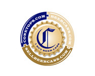 CONETOPS.COM BEERCANS.COM SELLBEERCANS.COM Logo - Entry #23