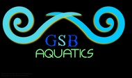 GSB Aquatics Logo - Entry #102