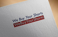 We Buy Your Shorts Logo - Entry #60