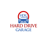 Hard drive garage Logo - Entry #28