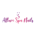 Allure Spa Nails Logo - Entry #132