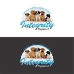 Integrity Puppies LLC Logo - Entry #12