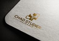Chad Studier Insurance Logo - Entry #191
