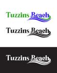 Tuzzins Beach Logo - Entry #39