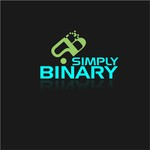 Simply Binary Logo - Entry #123