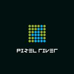 Pixel River Logo - Online Marketing Agency - Entry #6