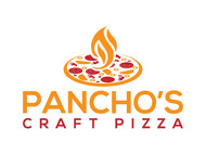 Pancho's Craft Pizza Logo - Entry #2