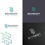 Schmidt IT Solutions Logo - Entry #148