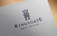 Kingsgate Real Estate Logo - Entry #37
