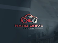 Hard drive garage Logo - Entry #306