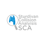 Sturdivan Collision Analyisis.  SCA Logo - Entry #226