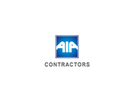 AIA CONTRACTORS Logo - Entry #50