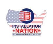 Installation Nation Logo - Entry #63