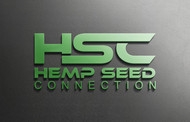 Hemp Seed Connection (HSC) Logo - Entry #138