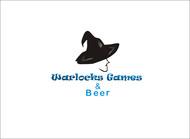 Warlocks Games and Beer Logo - Entry #1