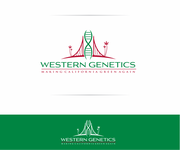 Western Genetics Logo - Entry #36