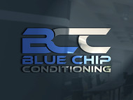 Blue Chip Conditioning Logo - Entry #79