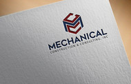 Mechanical Construction & Consulting, Inc. Logo - Entry #16