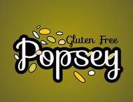 gluten free popsey  Logo - Entry #118